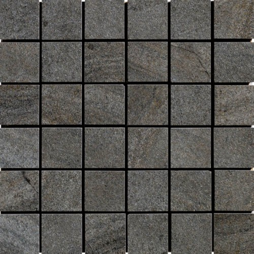Stoneprints Mosaico Nero, 30x30