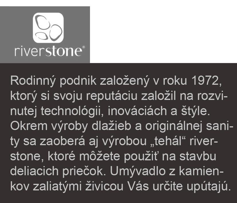 Effepimarmi- River Stone